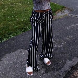 Pants - Straight Flare Pants
